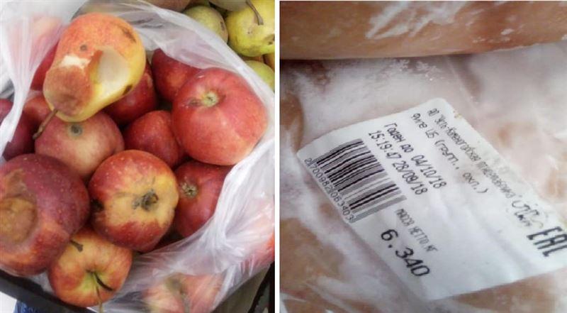 В Астане в столовой школы-лицея обнаружили испорченные продукты