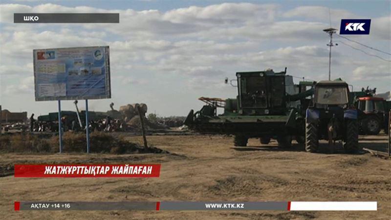 Павлодар облысында шаруалар жер үшін дауласып қалды