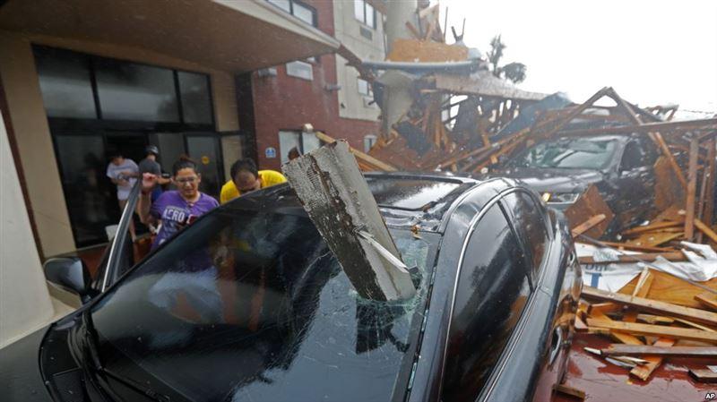 16 человек погибли в результате бушующего урагана «Майкл»