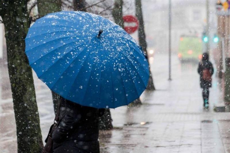 Какая погода будет в Казахстане в субботу, 13 октября