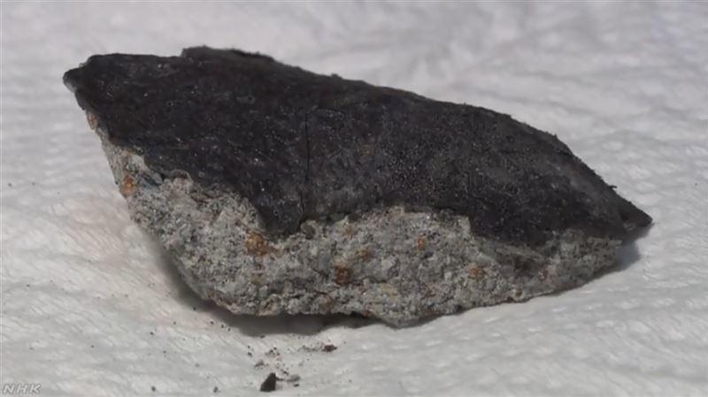Осколки метеорита обрушились на жилой дом в Японии