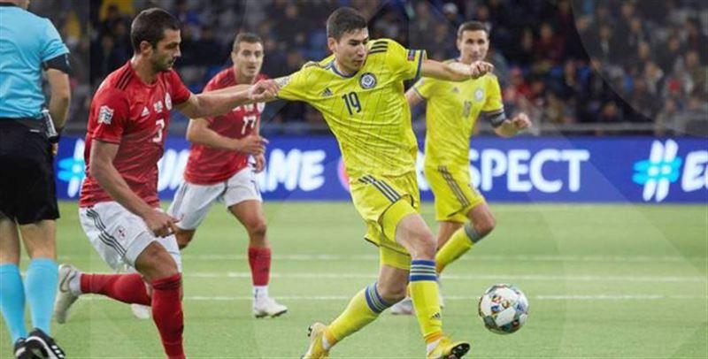 Футболдан Қазақстан құрамасы Латвиямен тең ойнады