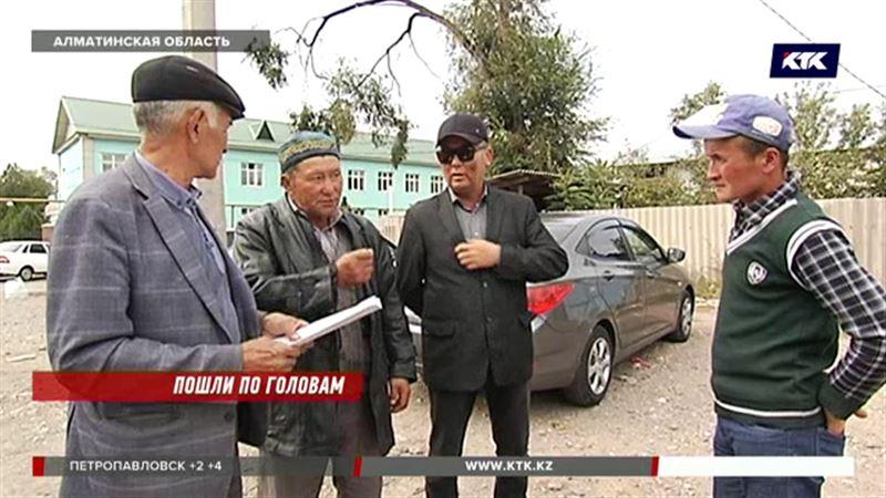 Чабаны Алматинской области готовы к самосуду над барымтачами