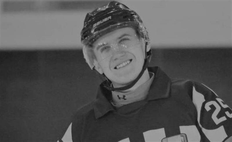 В Астане скончался 19-летний хоккейный арбитр