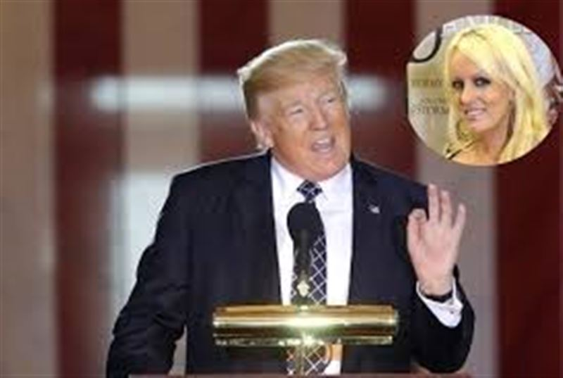 Порноактриса Трампты сотқа берді