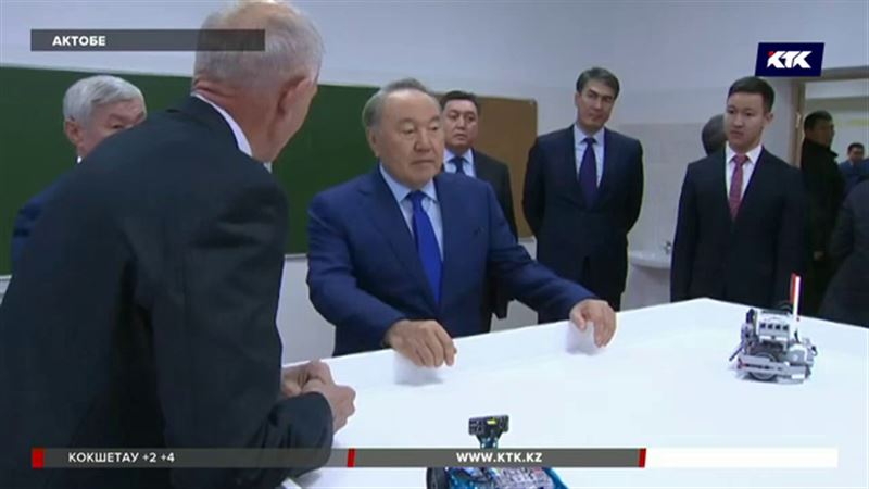 Нурсултан Назарбаев рассказал, как нужно стареть