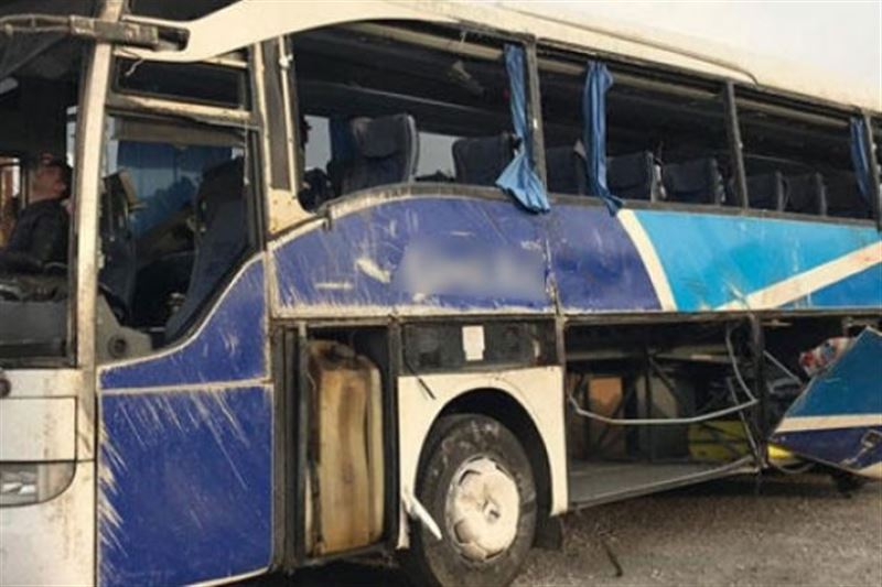 7 человек погибли в аварии с автобусом в Турции