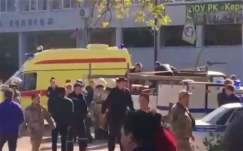 В колледже Крыма прогремел взрыв. Есть жертвы