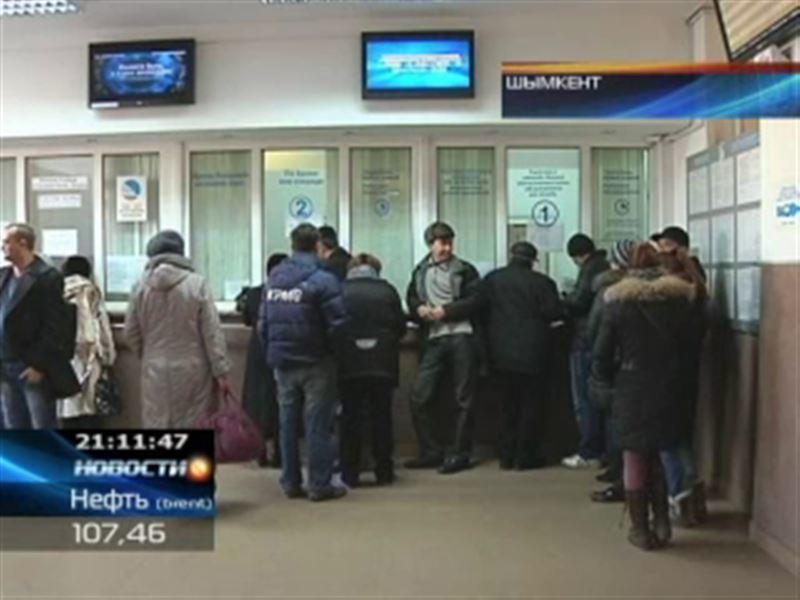 Скандалом закончилась попытка запустить поезд по маршруту Алматы – Шымкент