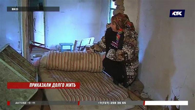 Пострадавшая от паводка пенсионерка осталась без жилья и компенсации