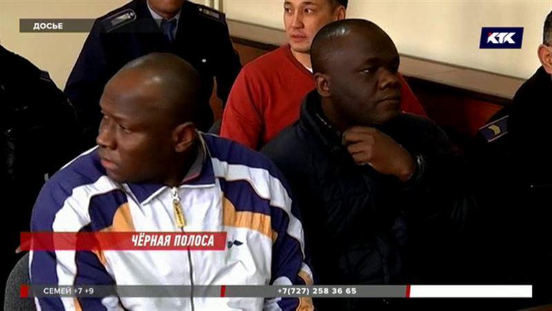 Нигерийцы-мошенники вышли из тюрьмы и оказались в шымкентском центре адаптации