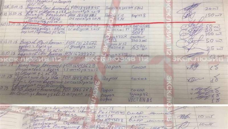 Опубликовано видео покупки оружия устроившим нападение в Керчи