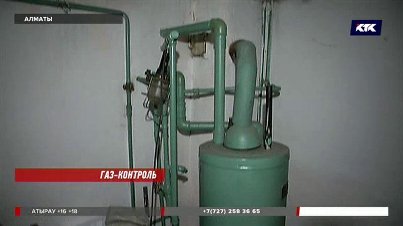 Датчики угарного газа устанавливают в частном секторе Алматы