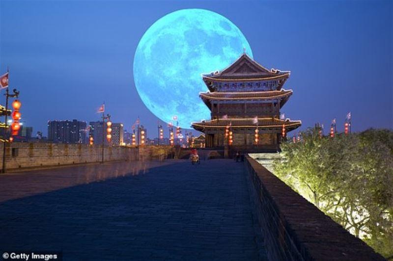 Китай запустит «искусственную Луну» для освещения городов в 2020 году