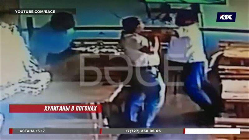 Уволенных атырауских полицейских будут судить за драку в кафе