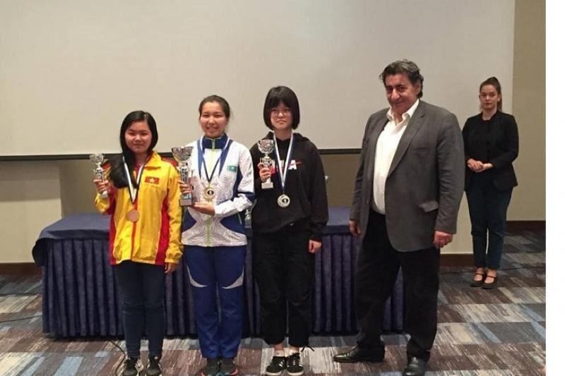 Қызылордалық шахматшы әлем чемпионы атанды