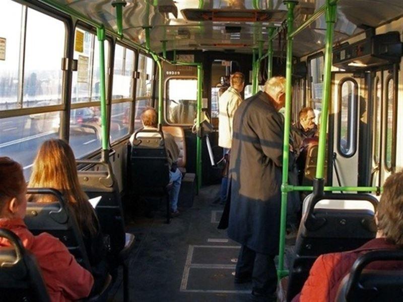 Ақтөбеде автобуста туған жанжалдан жолаушы көз жұмды