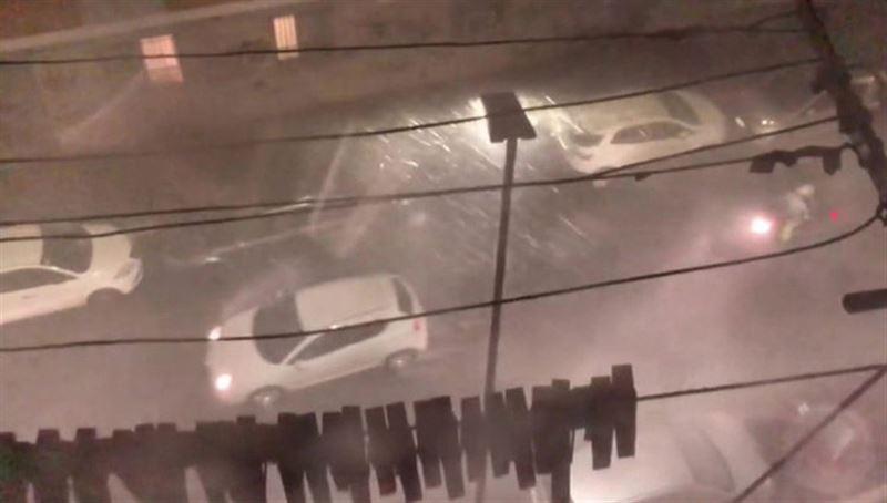 В Риме затоплены улицы и станции метро