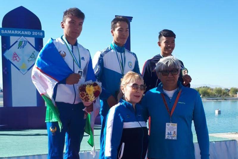 Ескек есуден Азия чемпионаты: Қазақстандық спортшылар 3 медаль еншіледі