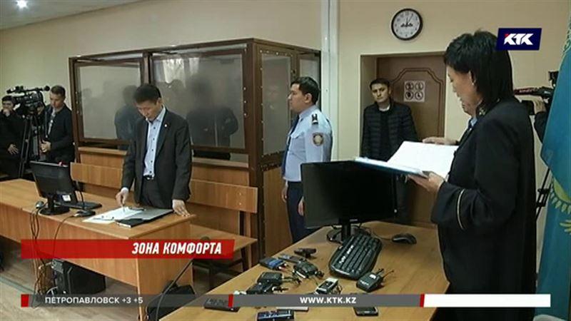 Тюремных покровителей Талгата Ермегияева самих отправили на нары