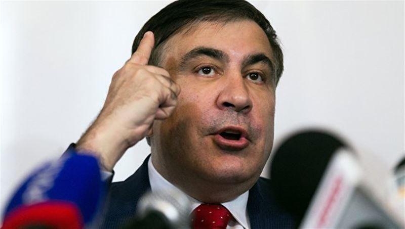 «Мама помогает»: Саакашвили рассказал о жизни в Амстердаме