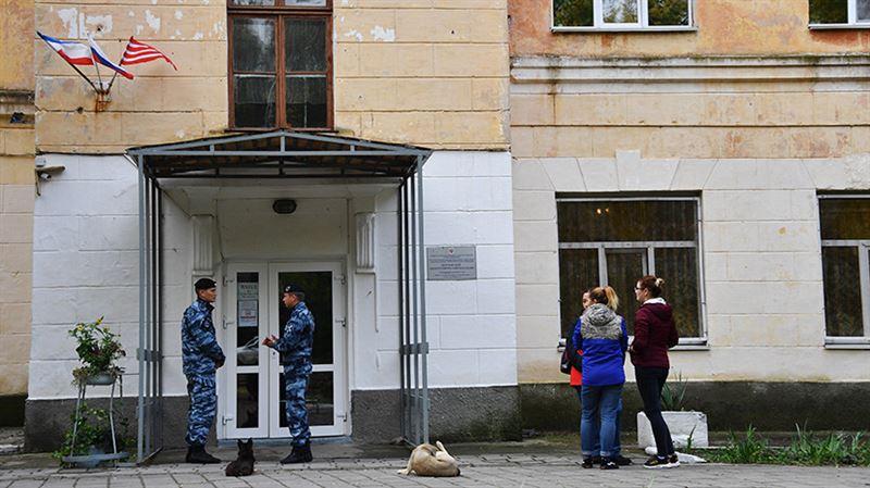Сегодня возобновились занятия в Керченском политехническом колледже