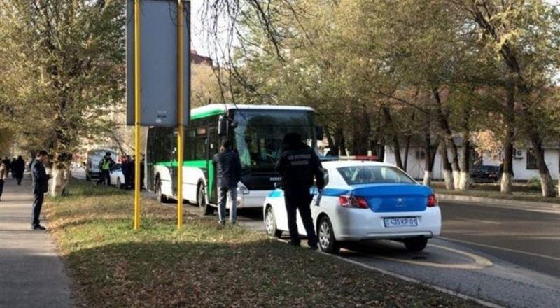 Астанада автобус оқушы қызды қағып өлтірді