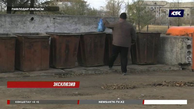 Павлодар облысында жаңа туған баласын қоқысқа тастаған студент қыз болып шықты