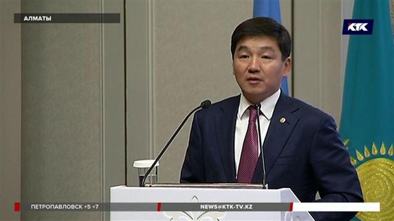 Международный саммит мэров проходит в Алматы