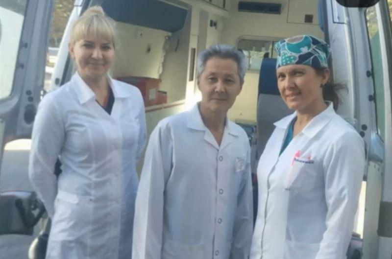 В Костанайской области врачи спасли роженицу, потерявшую много крови