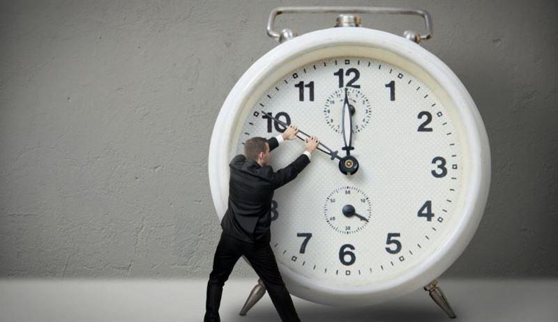 В Кызылорде предлагают перевести время на час назад