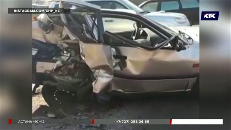 Машину военных вынесло на встречную полосу, есть погибший