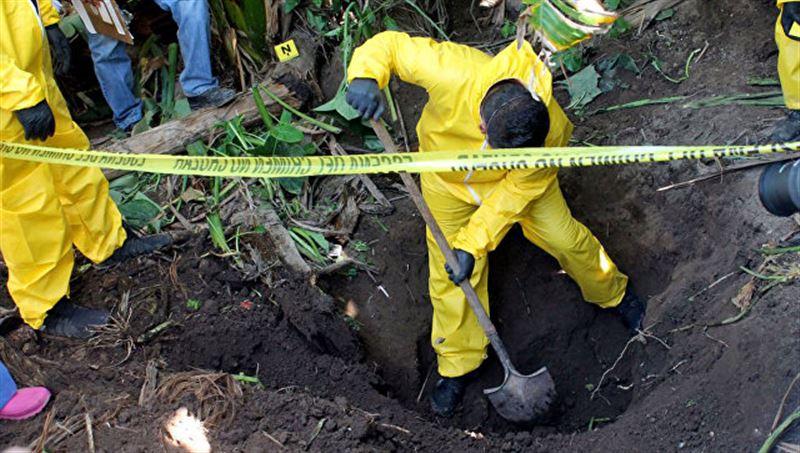 В Мексике найдено тайное захоронение с 19 телами, пишут СМИ