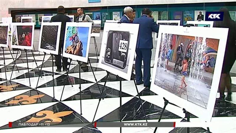 Астанада еліміздің үздік фотографтары анықталды
