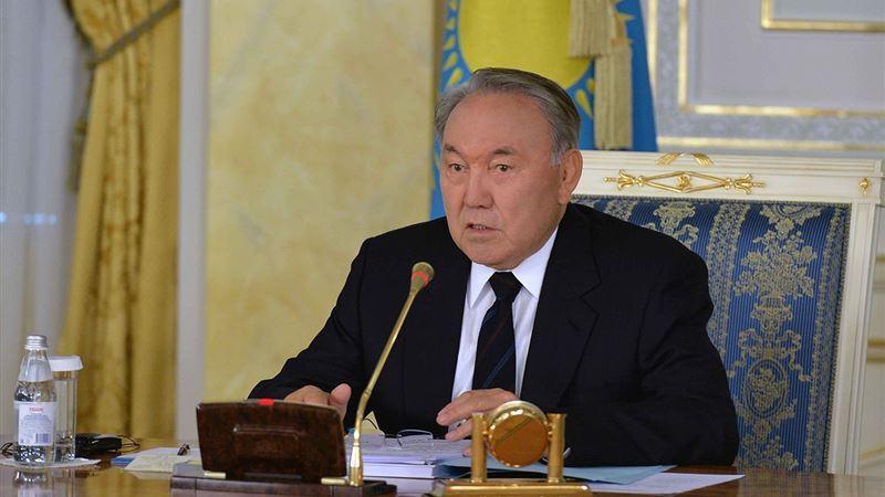 Назарбаев направил телеграмму соболезнования Королю Иордании