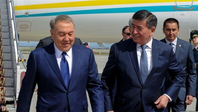 В Кыргызстане ожидают визита Нурсултана Назарбаева