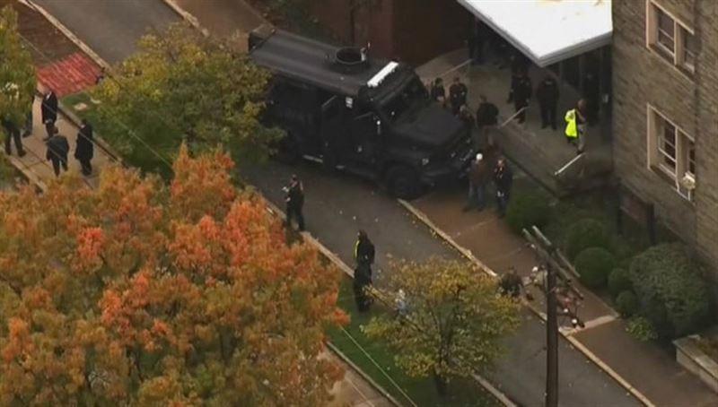 Питтсбург қаласында болған атыстан 11 адам қаза тапты