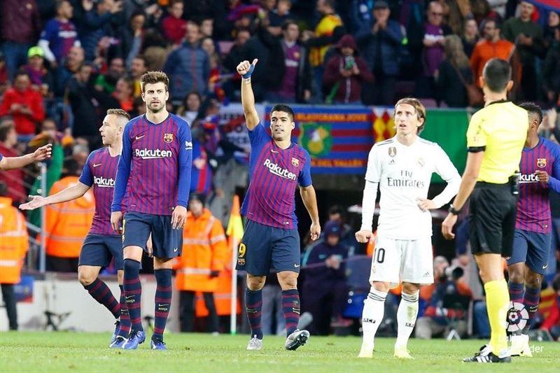 «Барселона» «Реалды» 5:1 есебімен ойсырата ұтты