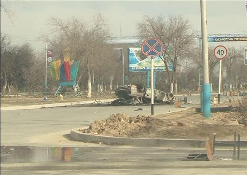 В беспорядках в Жанаозене погибло 14 человек. Список опознанных от Генпрокуратуры.