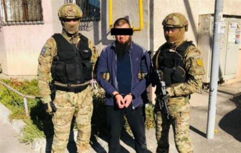 Десять казахстанцев задержаны в ходе спецоперации КНБ