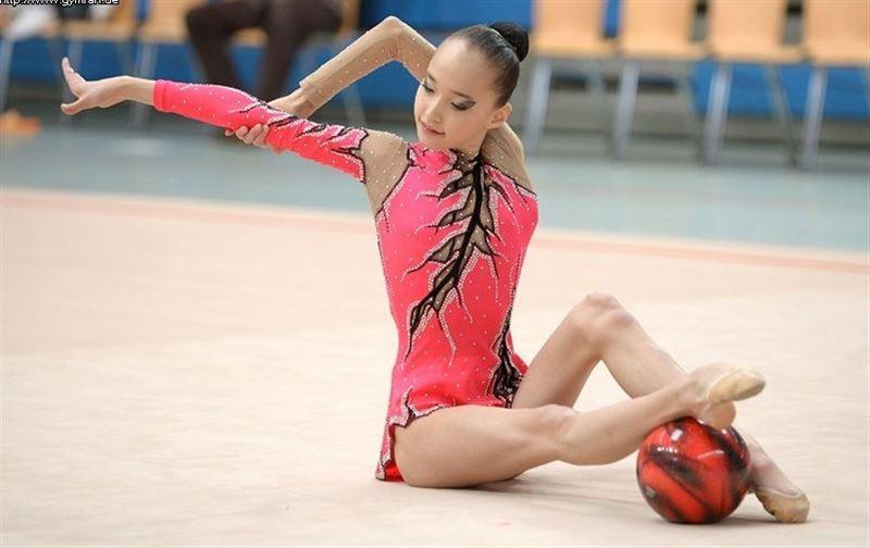 Айдана Сарыбай көркем гимнастикадан Азия кубогін иеленді