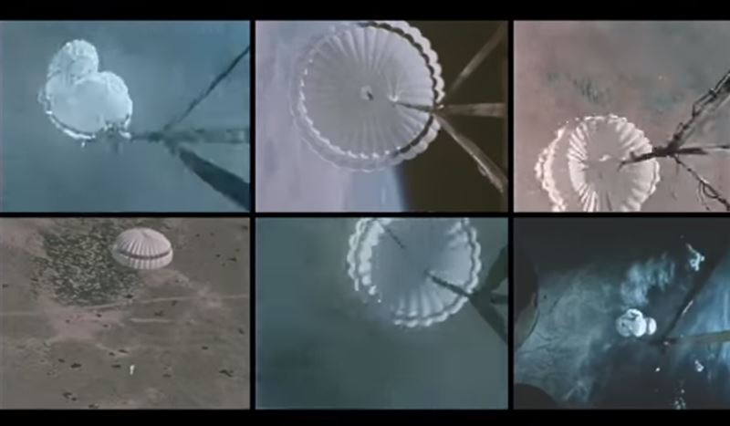 NASA продемонстрировало устройство для высадки на Марс