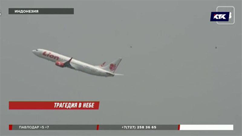 Индонезийский Боинг-737 рухнул в море, выживших нет