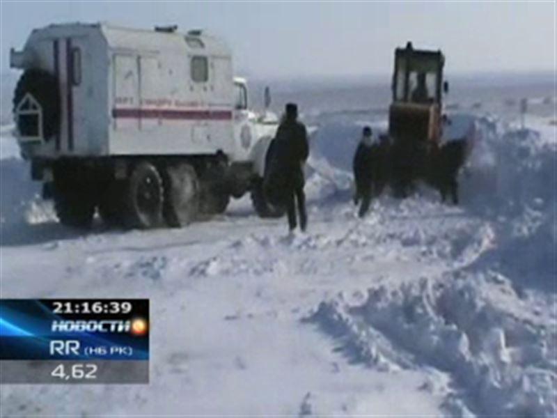 Непогода добралась и до Южного Казахстана