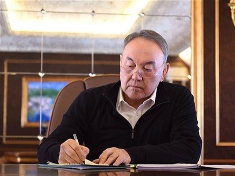 Назарбаев поздравил Жаира Болсонару с избранием на пост Президента
