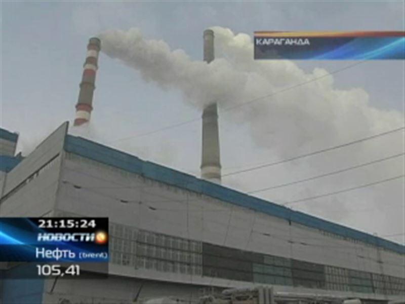 На  главной ТЭЦ Караганды произошло отключение