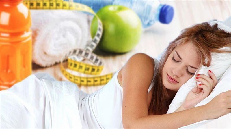 Ученые назвали продукт, помогающий сжигать жир во сне