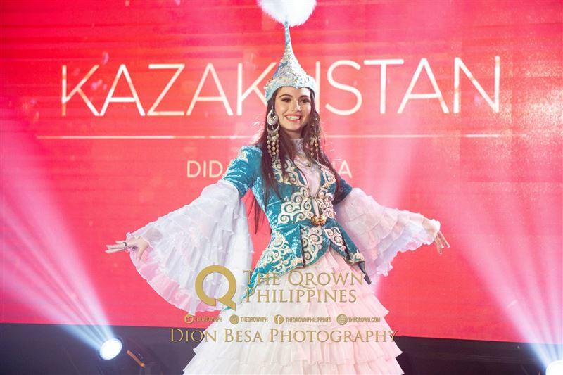 Казахстанская красота расширяет географию