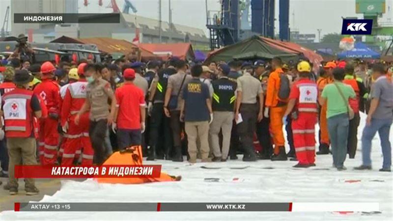 В Индонезии приступили к опознанию погибших в авиакатастрофе