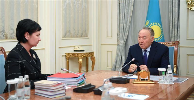 Нурсултан Назарбаев встретился с Государственным секретарем